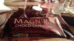 Magnum icecreams