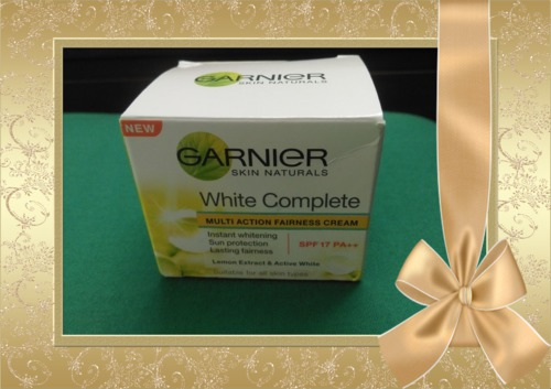 Garnier White complete review