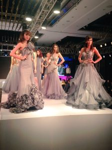 Models at Godrej Professional Event