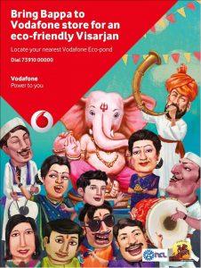 Eco Friendly Visarjan