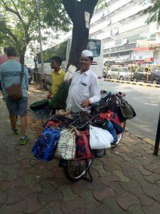 South Mumbai Dabbawallas