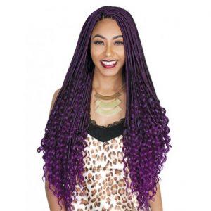 Easy hair braids styles