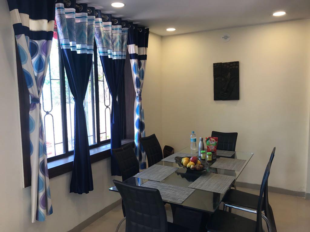 Shirin Villa Dining Room
