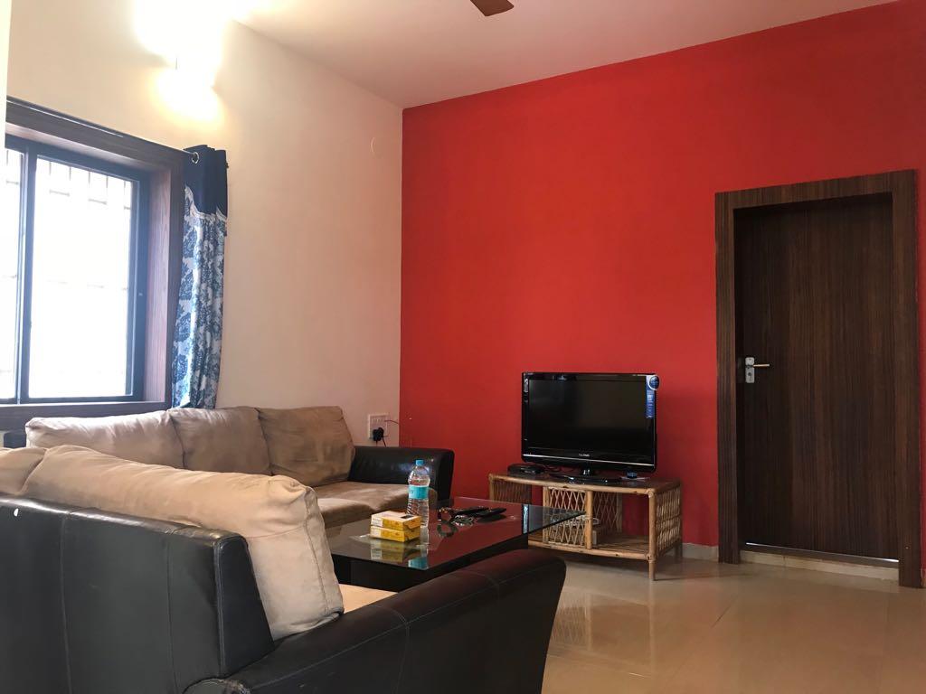 Shirin Villa living room