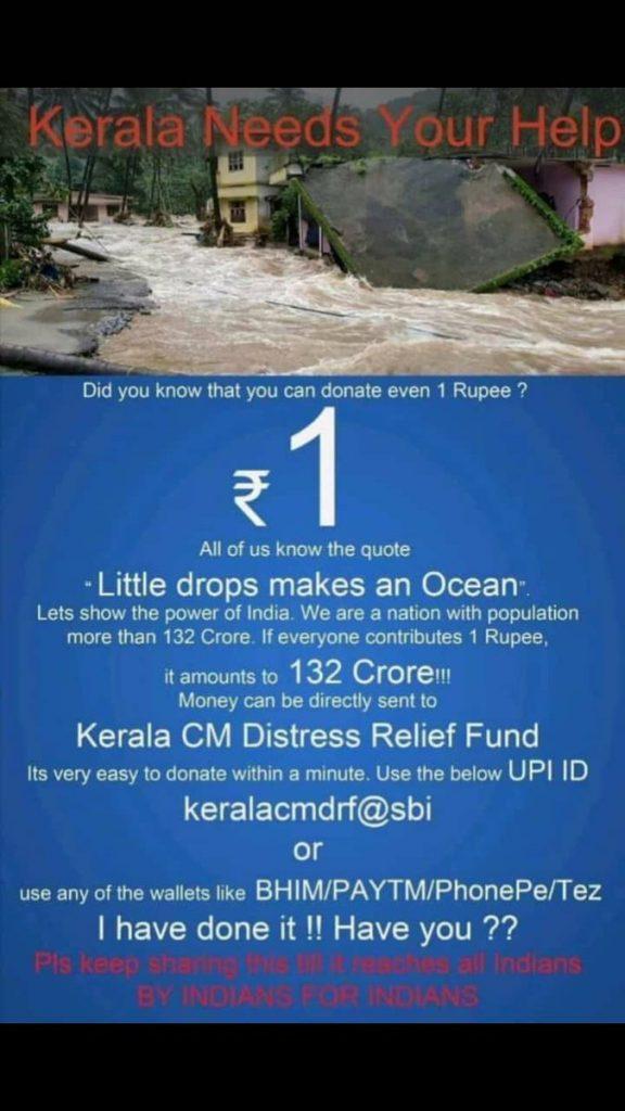 Kerela Flood 2018