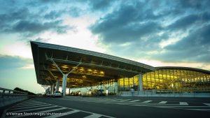 Vietnam Country -Hanoi Airport