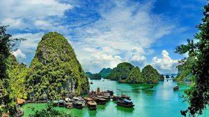 Vietnam Country