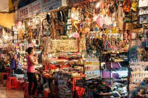 Vietnam shopping