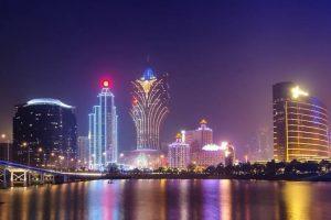 Macau by night