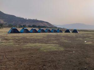 Dhoom Dam lake