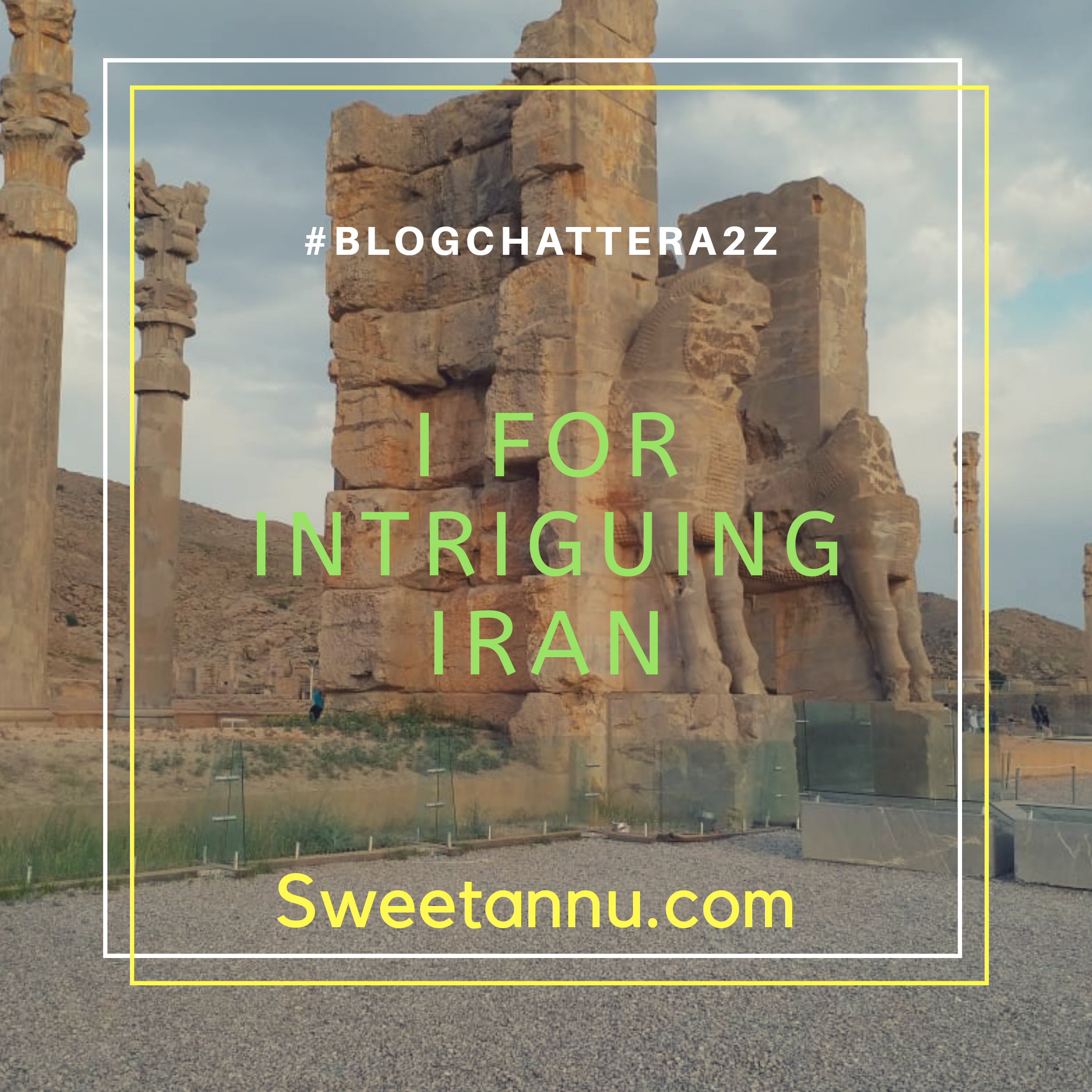 Iran Travel Blog