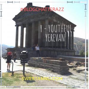 Youthful Yerevan Armenia