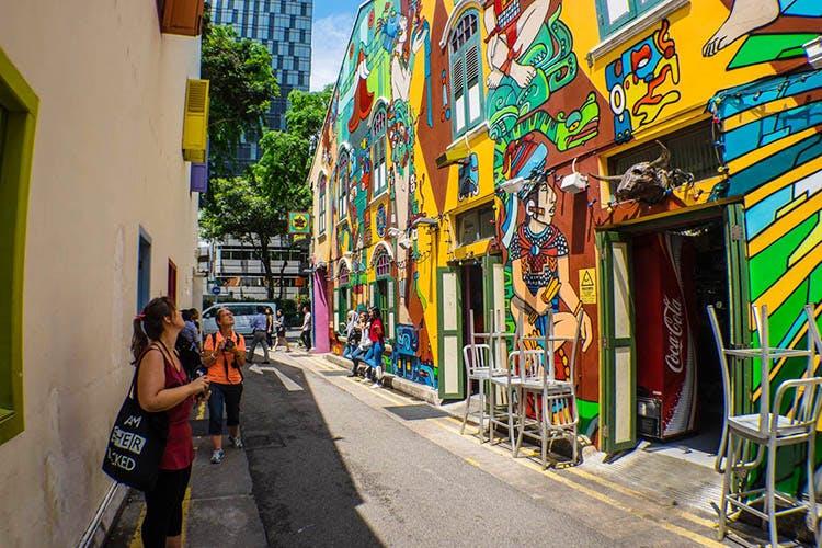 hidden places in Singapore