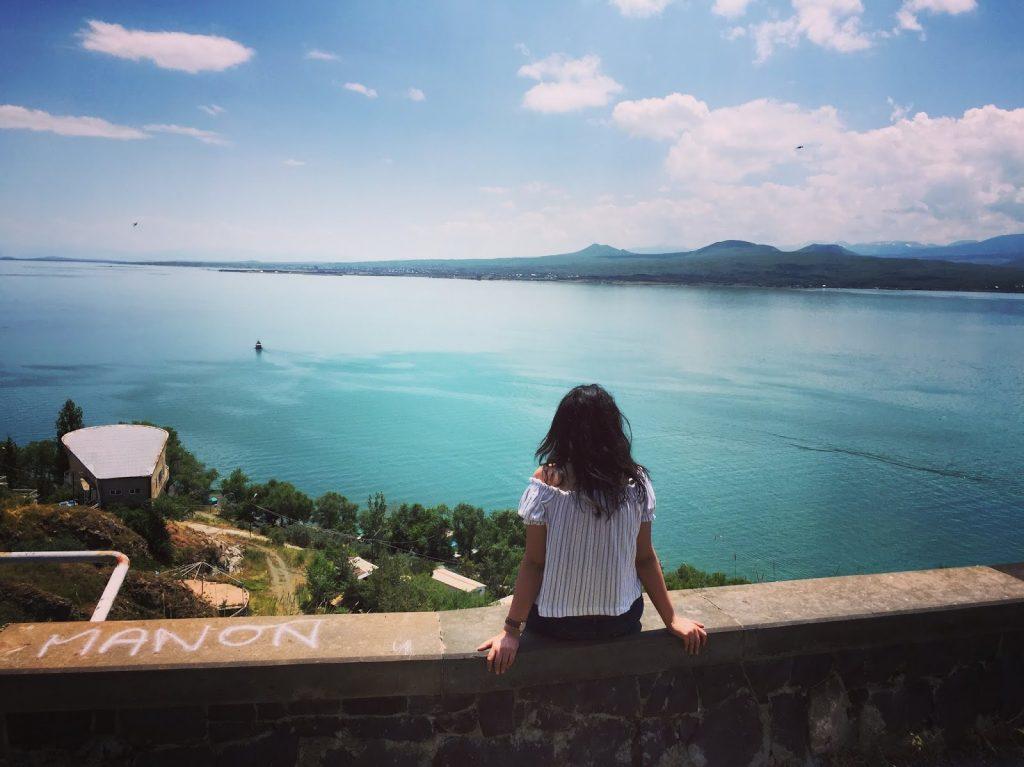 Lake Sevan Yerevan Armenia