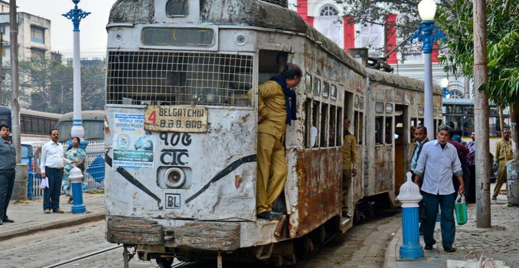 Tram of Kolkata