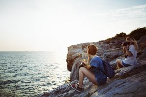 Outdoor activities for women