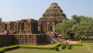 Temples of Odisha