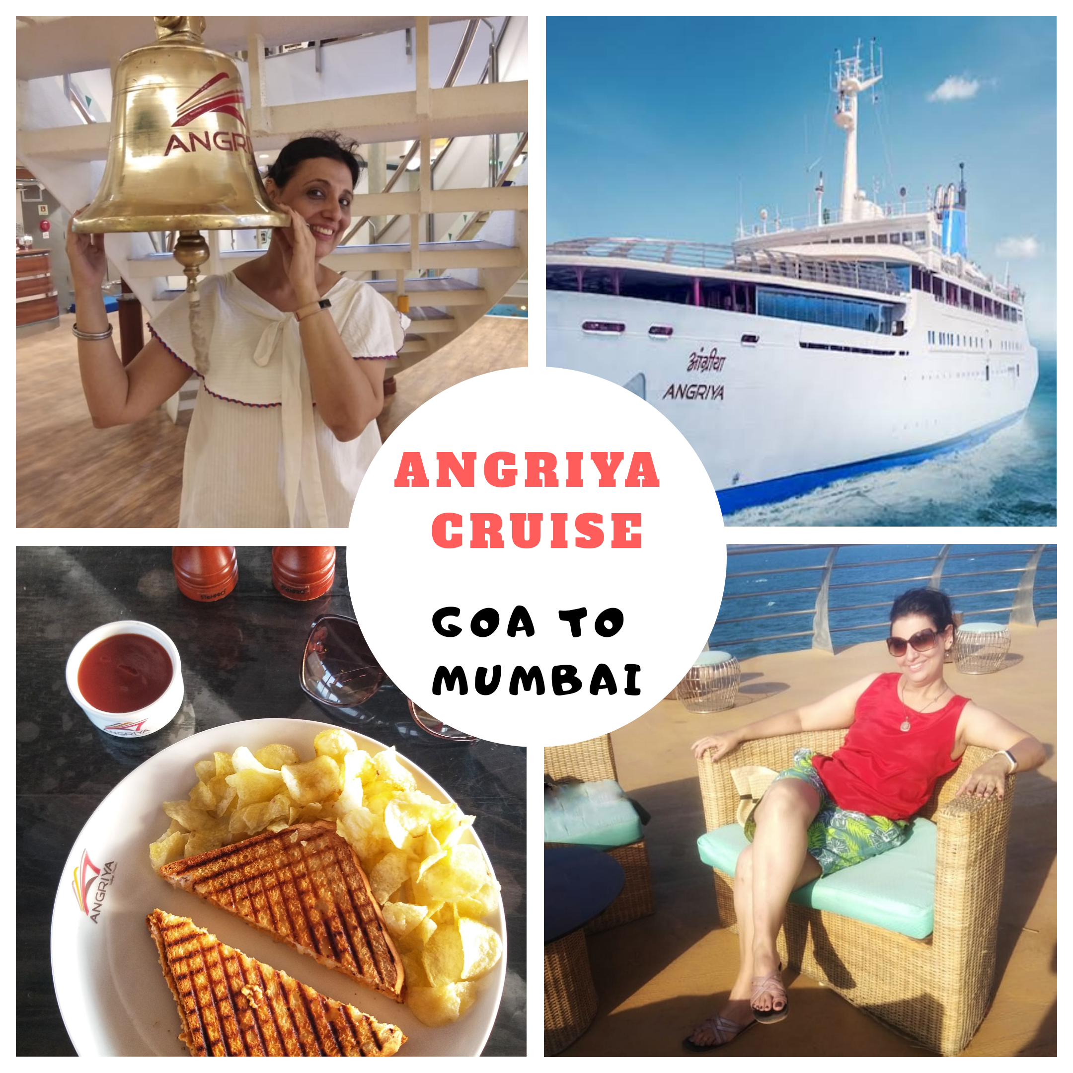 Goa to Mumbai Cruise