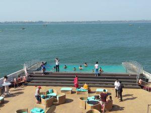 angriya Goa to Mumbai Cruise