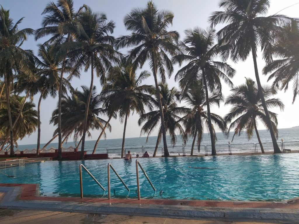 Bogmalo beach resort