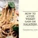 avoid Weight gain on vacation