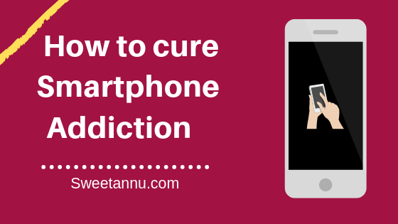 Cure smartphone addiction