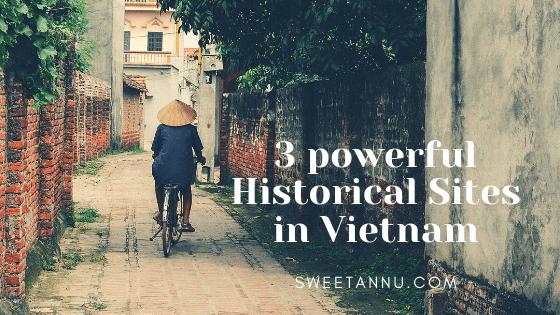 historical sites in Vietnam